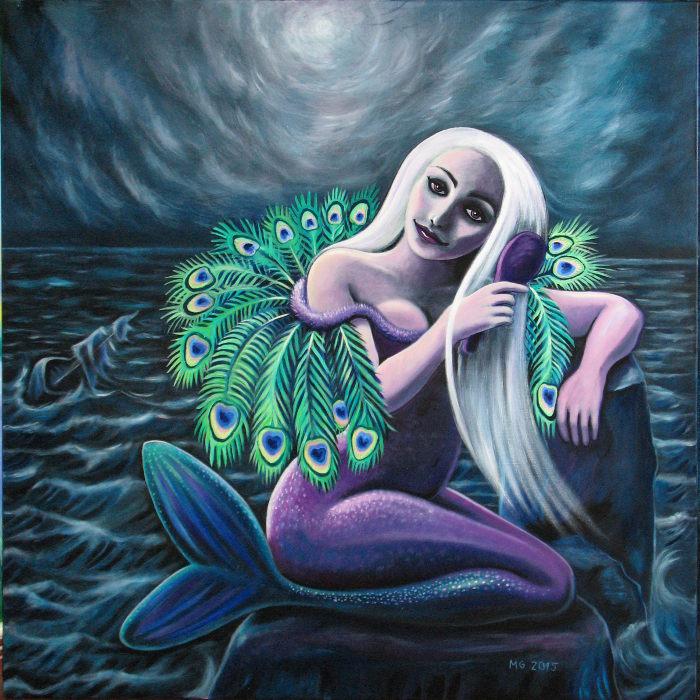 Mermaid Independence